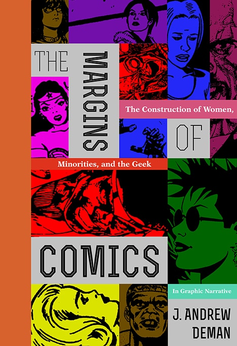 Book Cover: The Margins Of Comics