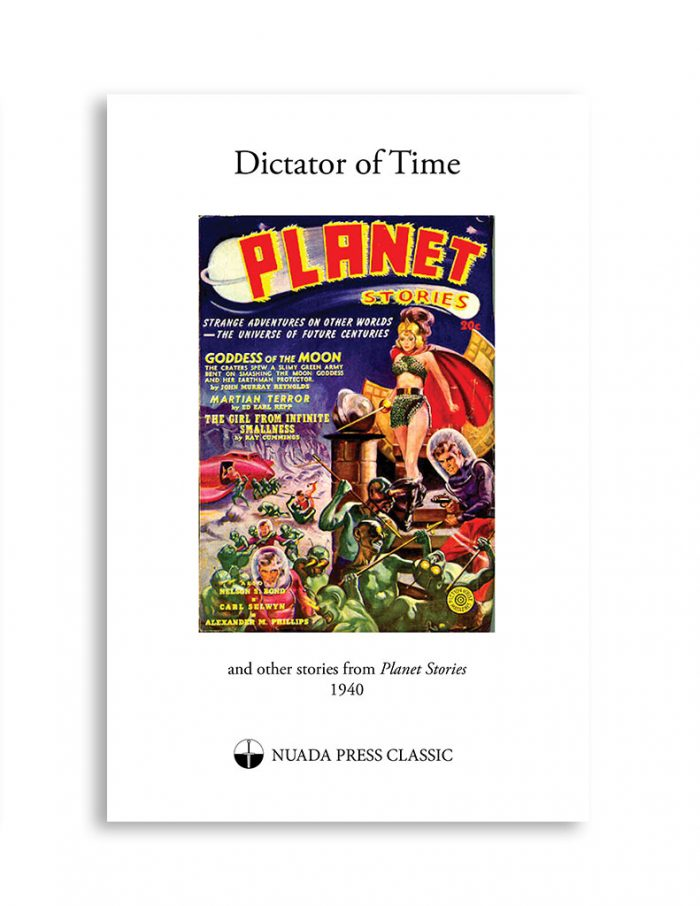 Dictator of Time 7x10 cover small