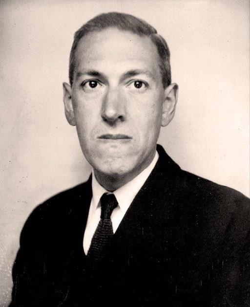 H. P. Lovecraft June 1934