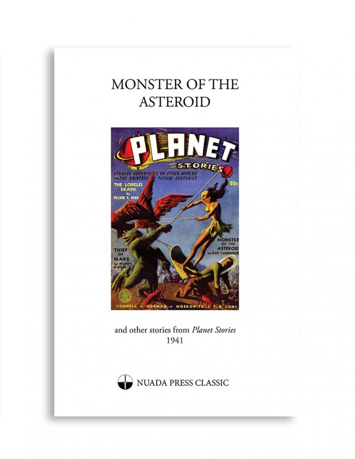 Monster of the Asteroid 7x10 cover 9