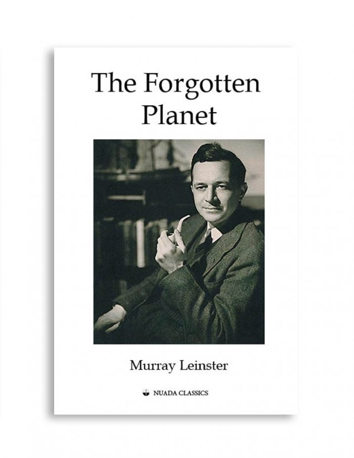 The Forgotten Planet 6x9 cover 1